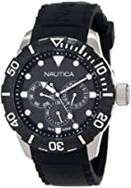 Nautica Unisex N13643G NSR 101 Multi- South Beach Classic Analog with Enamel Bezel Watch