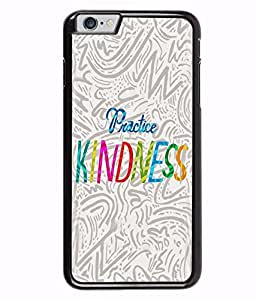 Fuson 2D Printed Quotes Designer back case cover for Apple iPhone 6 - D4595