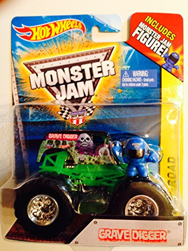 2015 Hot Wheels Monster Jam Grave Digger - 1