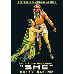 She (1925) (Silent)
