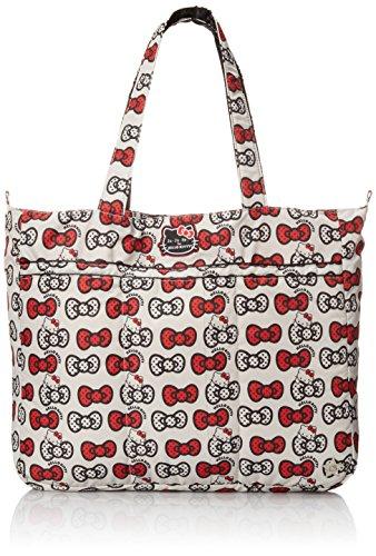 ju-ju-be-hello-kitty-collection-super-be-cremallera-tote-bolso-cambiador-de-peek-un-lazo
