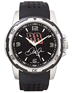 NASCAR Dale Earnhardt Jr. Mens Stealth Sport Watch by Logo Art