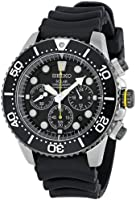 Seiko SSC021P1 Gents Chrono Solar Divers Watch