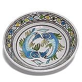 Le Cadeaux Catalina Salad Bowl - Blue