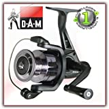 TOP DAM ANGELROLLE DAM FIGHTER PRO 150 RD HECKBREMSE
