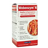 Marlyn Naturally Wobenzym N Enteric Coated Tabs, 800-Count Bottle
