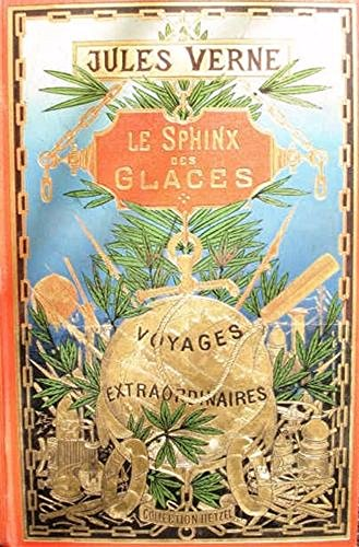 Jules Verne - Le Sphinx des glaces 68 illustrations