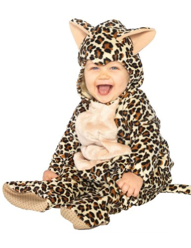 Baby-Toddler-Costume Anne Geddes Baby Leopard Toddler Costume 18-24 Month