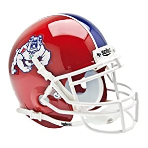 NCAA Fresno State Bulldogs Collectible Mini Helmet