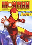 Iron Man: Armored Adventures 1 [DVD] [2008] [Region 1] [US Import] [NTSC]