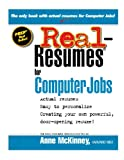 img - for Real-Resumes for Computer Jobs book / textbook / text book