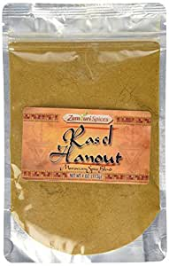 Ras El Hanout 4.0 Oz By Zamouri Spices