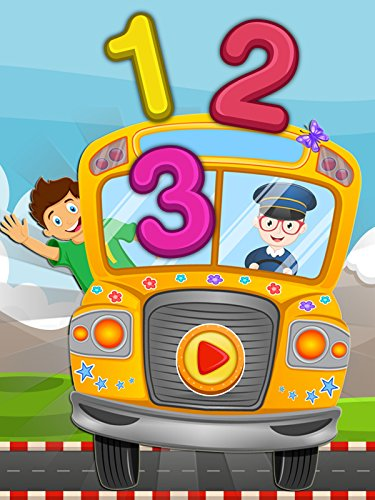Nursery Rhymes for Kids- The Wheels on the Bus and Counting Songs