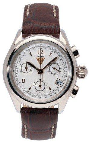 Junkers Chrono JU6289-1 Elegante orologio da donna Made in Germany