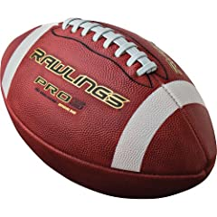 Rawlings Professional Style Junior Size Football by Rawlings