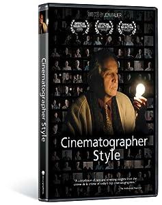 Cinematographer Style [DVD] [Region 1] [US Import] [NTSC]