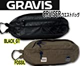 GRAVIS(グラビス) #11188100 CRUISER (2014fw) ウエストバッグ 正規品