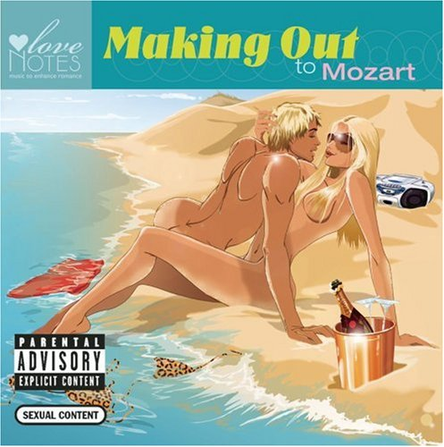 Original album cover of Making Out to Mozart by Love Notes