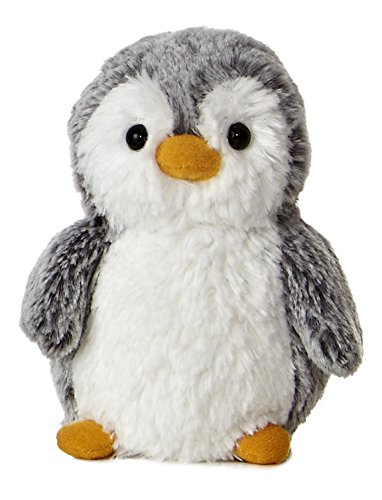 "PomPom Penguin Small 6"" by Aurora - 1"
