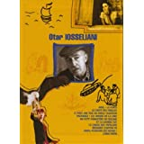 12 films d&#39;Otar Iosseliani (La Chute des feuilles / Il tait une fois un merle chanteur / Pastorale / Les favoris de la lune / Et la lumire fut / La chasse aux papillon / Adieu plancher des vaches !)par Otar Iosseliani