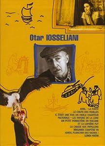 12 films d'Otar Iosseliani (La Chute des feuilles / Il était une fois un merle chanteur / Pastorale / Les favoris de la lune / Et la lumière fut / La chasse aux papillon / Adieu plancher des vaches !) [Edition Limitée, numerotée]