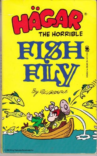 Hagar: Fish Fly (Hagar The Horrible)