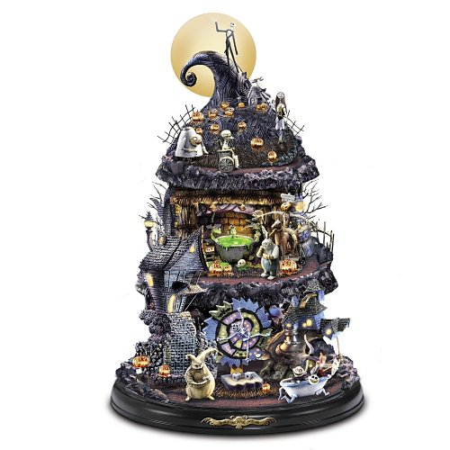 Amazon.com - Tim Burton Nightmare Before Christmas 15th Anniversary ...
