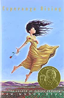 Book Cover: Esperanza Rising