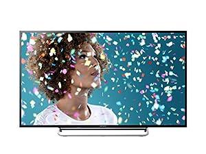 Sony BRAVIA KDL-48W605 122 cm (48 Zoll) LED-Backlight-Fernseher (Full HD, Motionflow XR 200Hz, WLAN, Smart TV, DVB-T/C/S2) schwarz