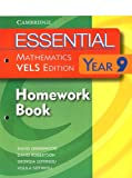 Essential Mathematics VELS Edition Year 9 Homework Book (0521695503) by Greenwood, David