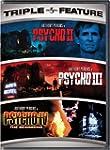 Psycho II / Psycho III / Psycho IV: T...