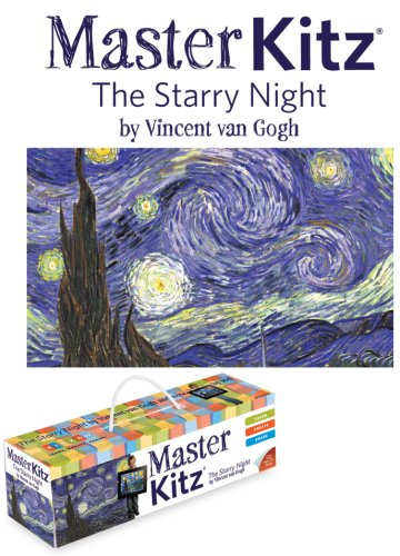 Master Kitz The Starry Night Art Kit