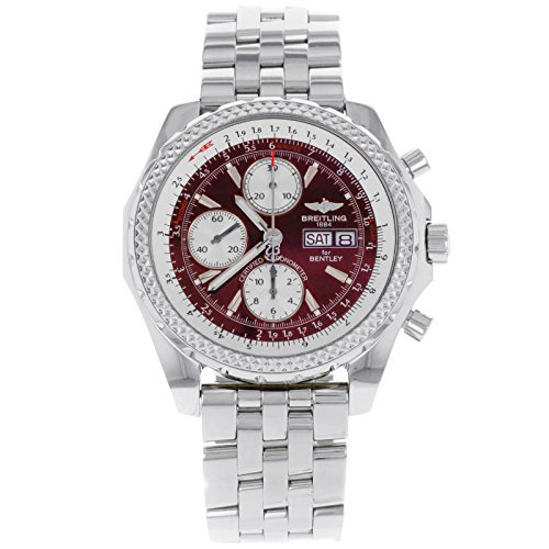 Breitling for Bentley GT A13362 Stainless Steel Automatic Men's Watch