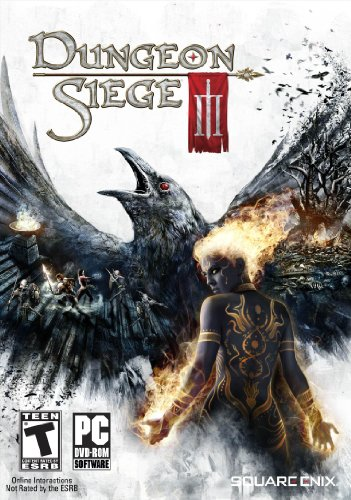 Dungeon Siege III - PC (Square Enix Inc compare prices)