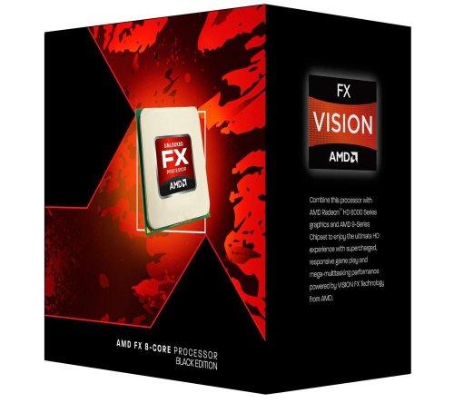 AMD CPU FXシリーズ FX-8320 FD8320FRHKBOX