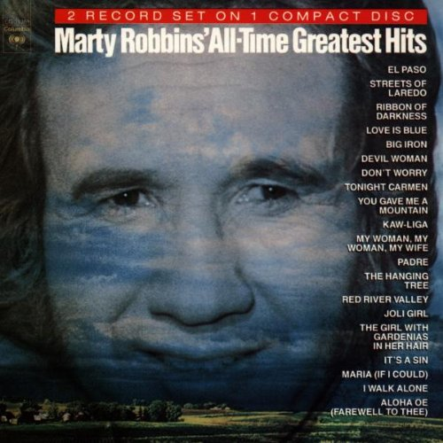 MARTY ROBBINS - El Paso (Full Version) Lyrics - Zortam Music