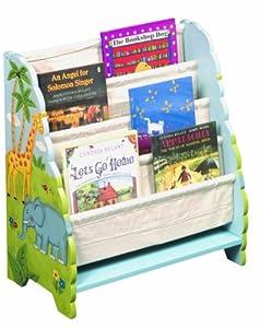 Guidecraft Safari Collection Book Display