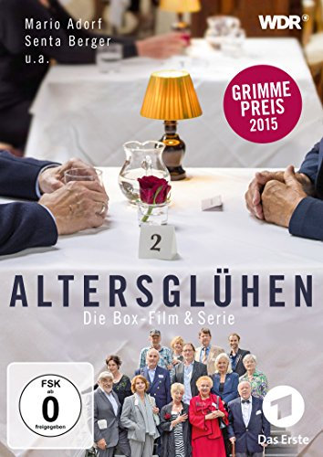 Altersglühen-Speed Dating für Senioren-Film & Serie [3 DVDs]