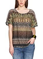 Triangle by s.Oliver Damen T-Shirt 18.404.32.5203