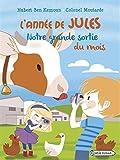 """Afficher """"L'Année de Jules n° Mai Notre grande sortie du mois"""""""