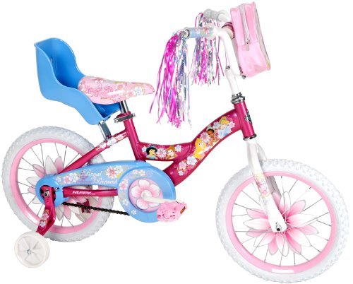 Huffy 16-Inch Girls Princess Bike QQ Reviews