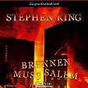Brennen muss Salem Hörbuch von Stephen King Gesprochen von: Jürgen Kluckert