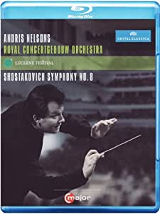 Shostakovich: Symphony No, 8 (Lucerne Festival Sep 2011) (C Major: 710004) [Blu-ray] [2012][Region A & B]