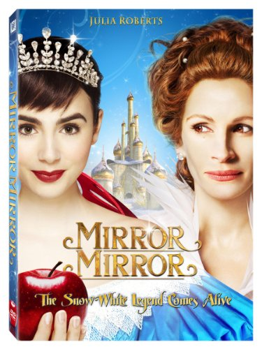 Mirror Mirror (Directed by Tarsem Singh) (Rated PG) - One of the world's most beloved fairy tales takes a hilarious turn in this fresh, exciting film starring Oscarr Winner Julia Roberts. After she spends all her money, an evil enchantress queen (Roberts) schemes to marry a handsome, wealthy prince (The Social Network's Armie Hammer). There's just one problem - he's in love with a beautiful princess, Snow White (Lily Collins, The Blind Side). So, the sinister queen banishes Snow White from her own kingdom! Now, joined by seven rebellious dwarves, Snow White launches an epic battle of good vs. evil in this funny, magical movie that the whole family will love.