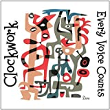 Every Voice Counts by Clockwork [Music CD]