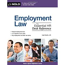 Recommended Reading Employment Law The Essential Hr Desk