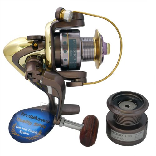 Super Fishing Bass Spinning Reel New PS2500 R20