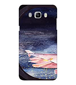 EPICCASE Night Sky Mobile Back Case Cover For Samsung J5 2016 (Designer Case)