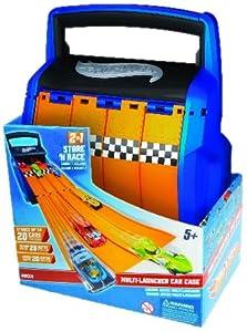 Hot Wheels 4 Track Racing Battle Case
