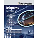 Inkpress Metallic Gloss 5X7 inch 50 S...